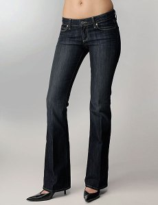 Jeans that Run Small: Paige Premium Denim