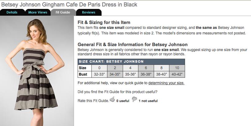 8db460fbef41 Betsey Johnson Gingham Cafe De Paris Dress in Black, revolveclothing.com